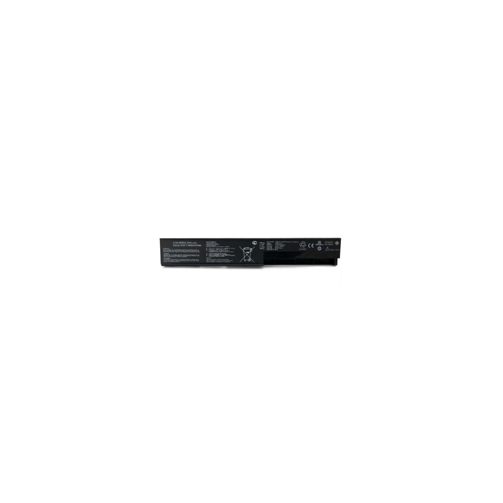 Аккумулятор для ноутбука Asus A32-X401 10.8 V, 5200 mAh 56 Wh Extradigital (BNA3998)