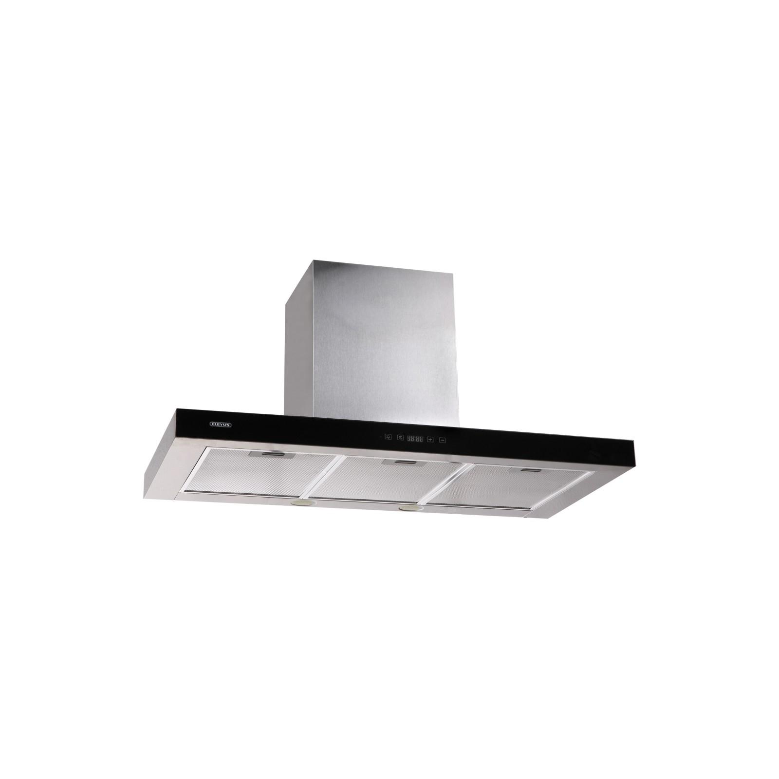 Вытяжка кухонная Eleyus Stels 1200 LED SMD 90 IS+BL (Stels1200LEDSMD90IS+BL)