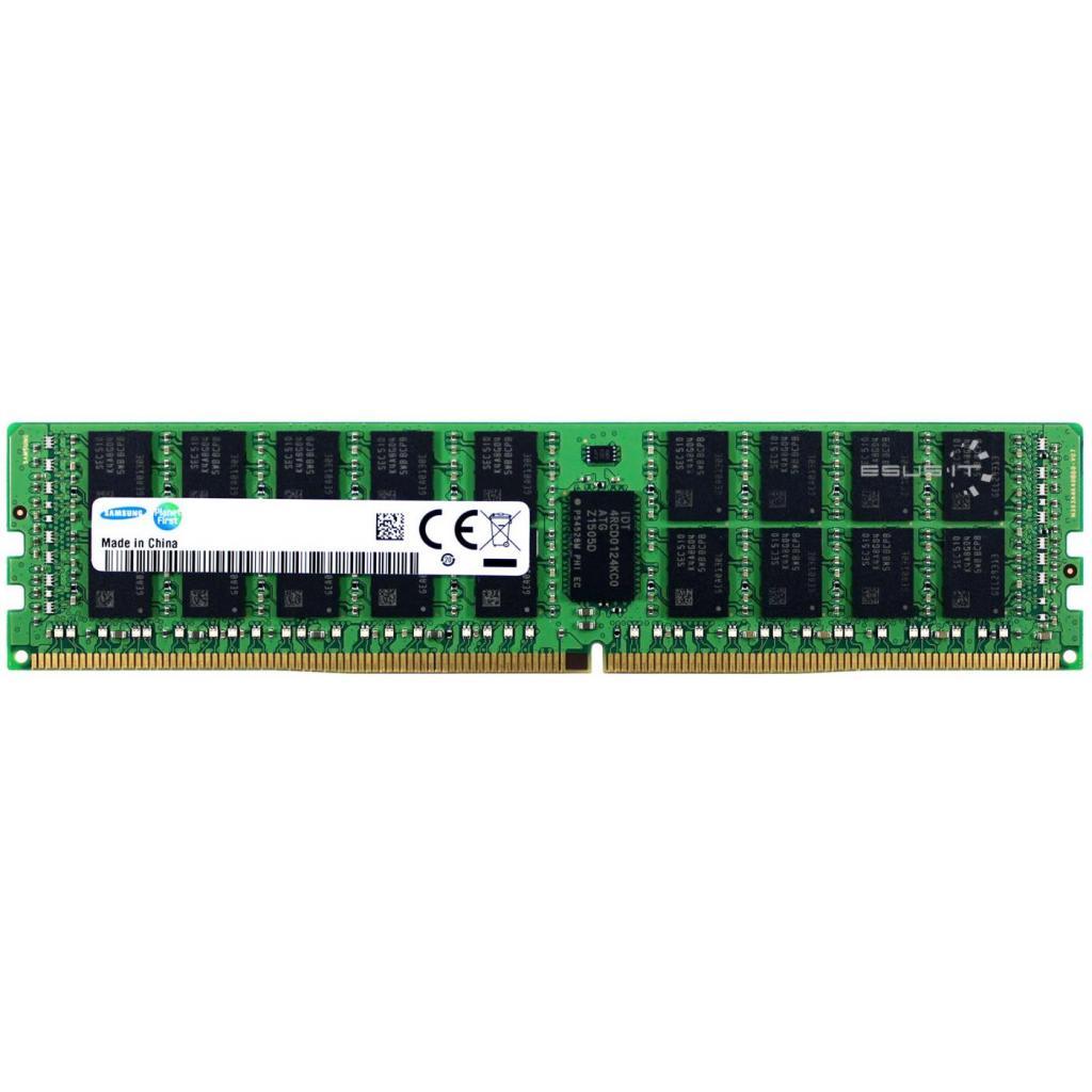 Модуль памяти для сервера DDR4 64GB ECC RDIMM 3200MHz 2Rx4 1.2V CL22 Samsung (M393A8G40AB2-CWE)