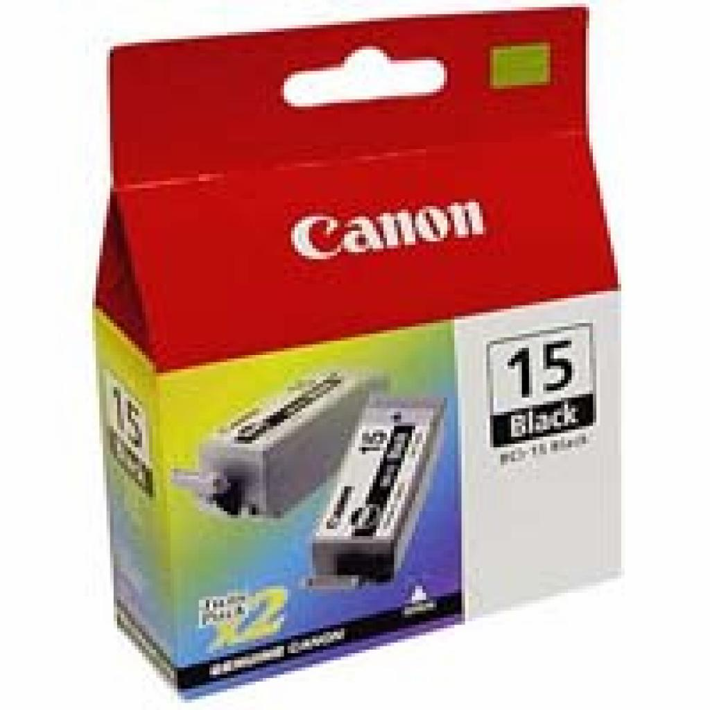 Картридж Canon BCI-15 Black (8190A002)
