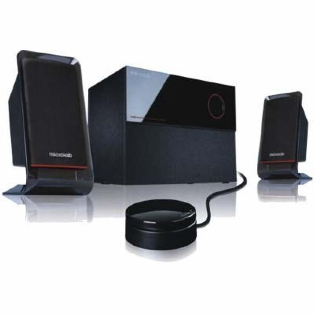 Акустическая система M-200 black Microlab