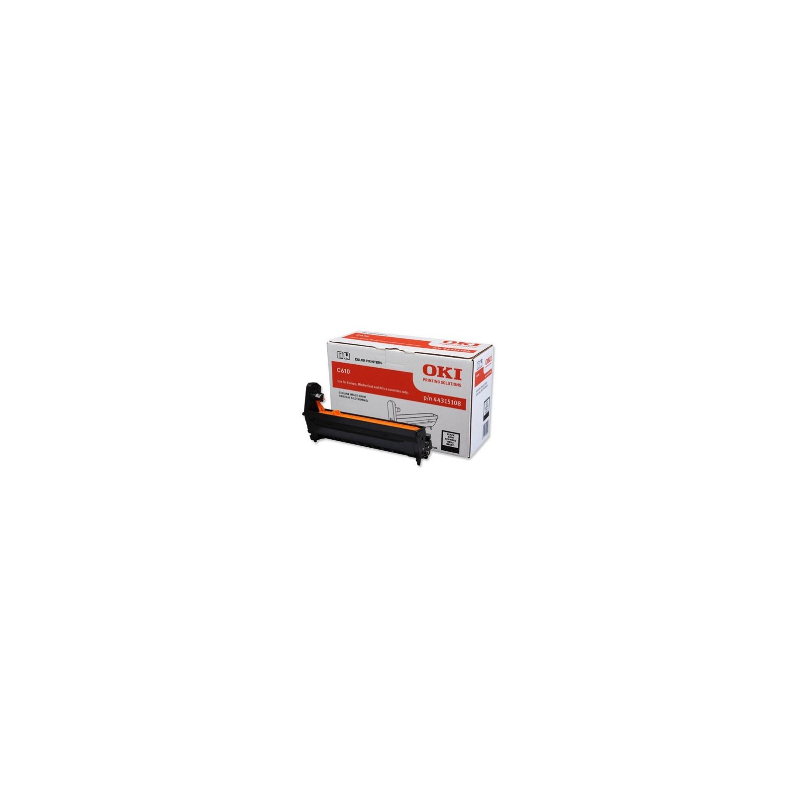 Фотокондуктор OKI C610 Black (44315108)