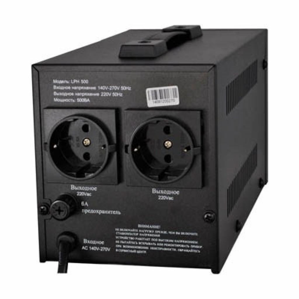 Стабилизатор LPH-1200RV LogicPower (00001185) изображение 2