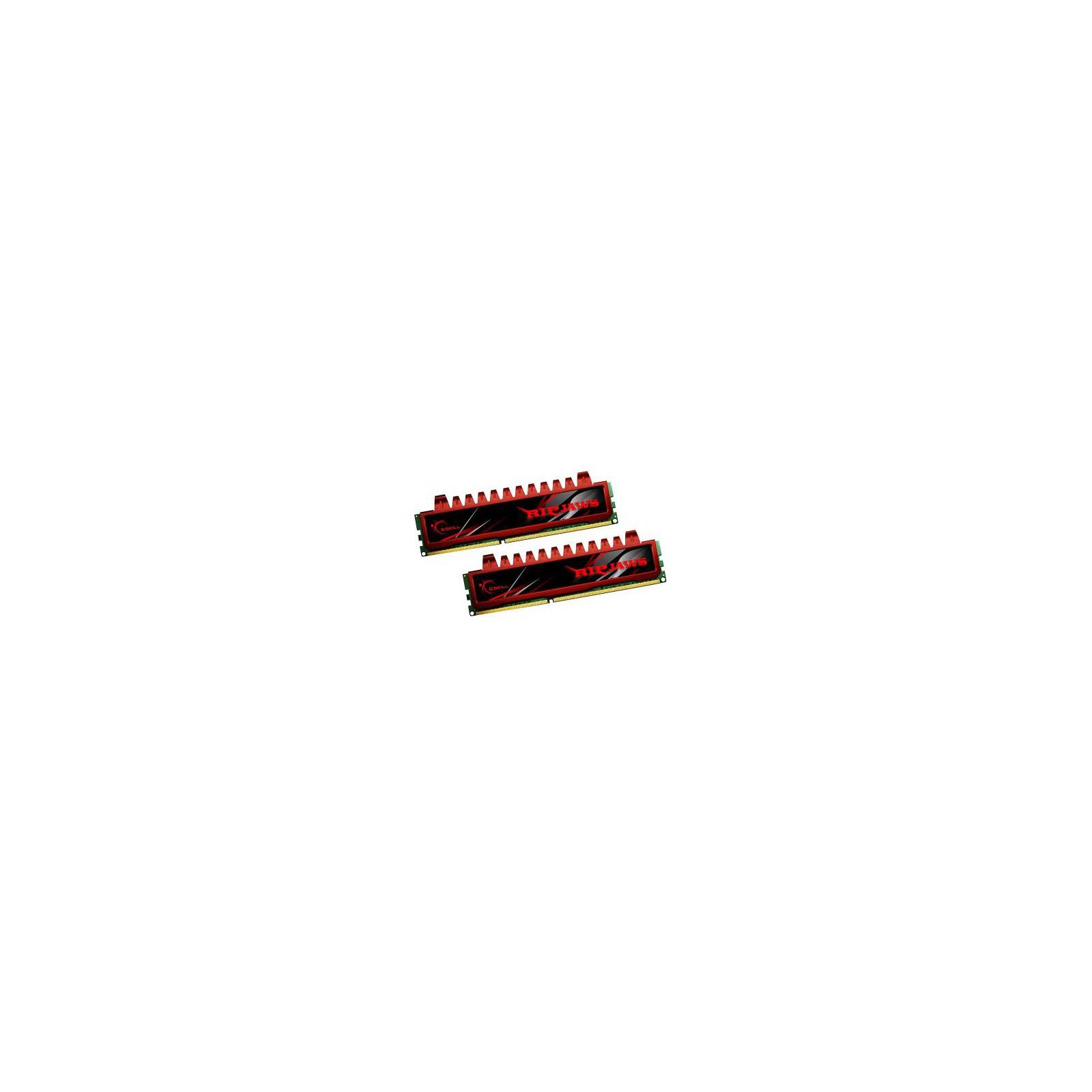 Модуль памяти для компьютера DDR3 8GB (2x4GB) 1333 MHz G.Skill (F3-10666CL9D-8GBRL)