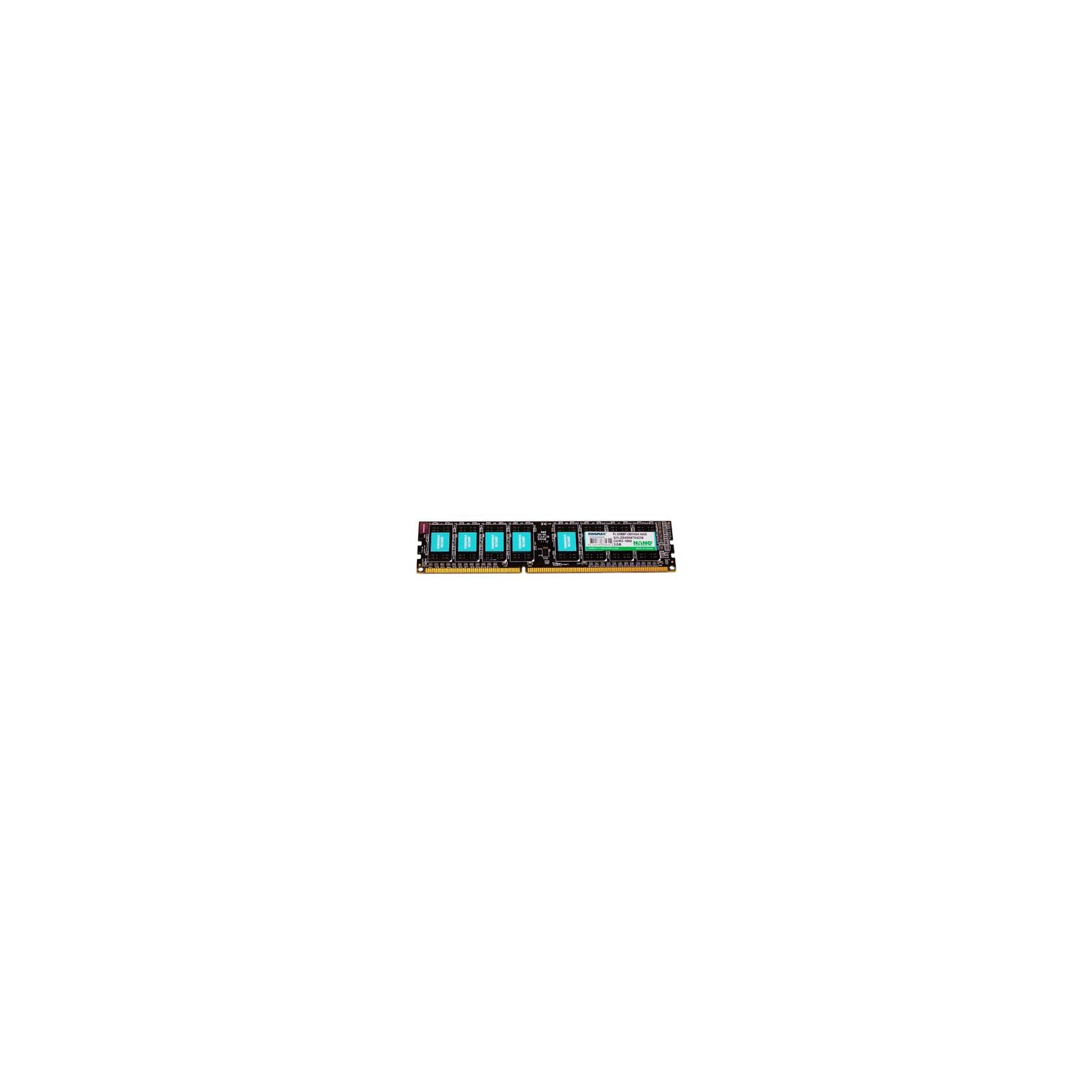 Модуль памяти для компьютера DDR3 2GB 1600 MHz KINGMAX (FLGE85F-C8KJ9A)