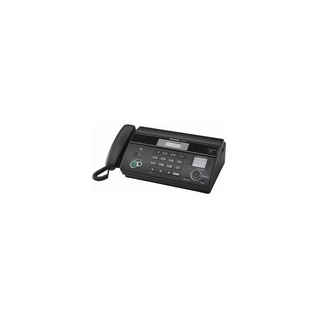 Факсимильный аппарат PANASONIC KX-FT982UA-B