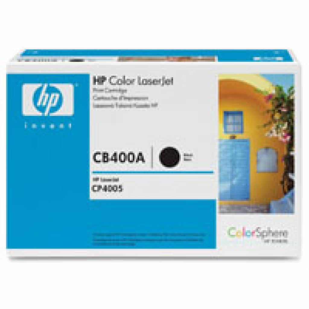 Картридж HP CLJ CP4005 series, black (CB400A)
