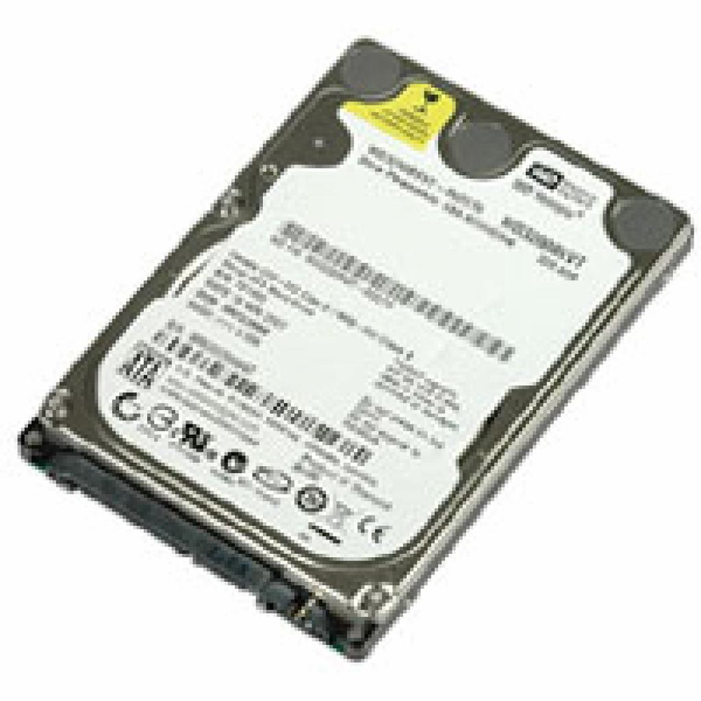 "Жесткий диск для ноутбука 2.5"" 320GB Western Digital (WD3200BPVT / WD3200BEVT)"