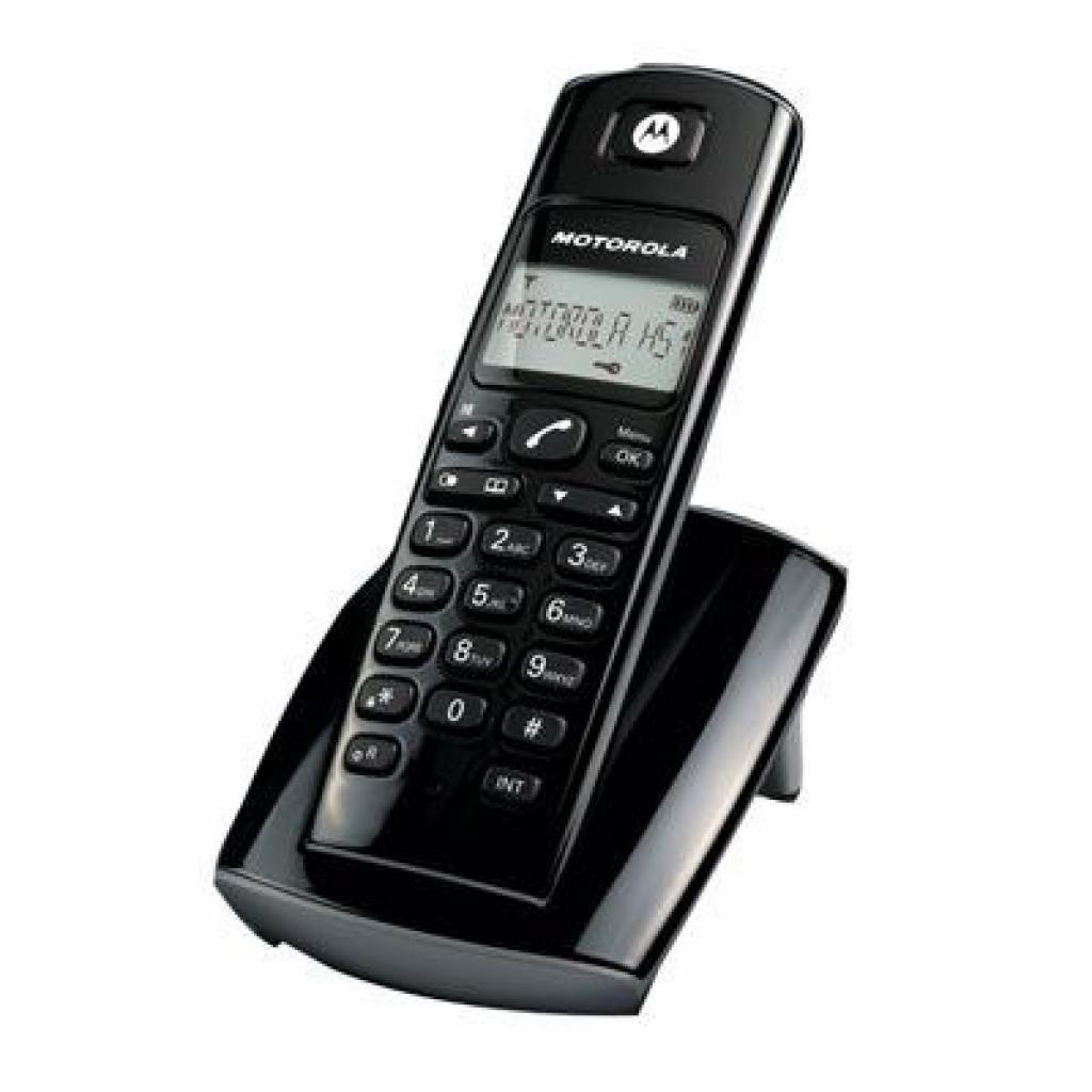 Телефон DECT Motorola D101 (5060233774319)