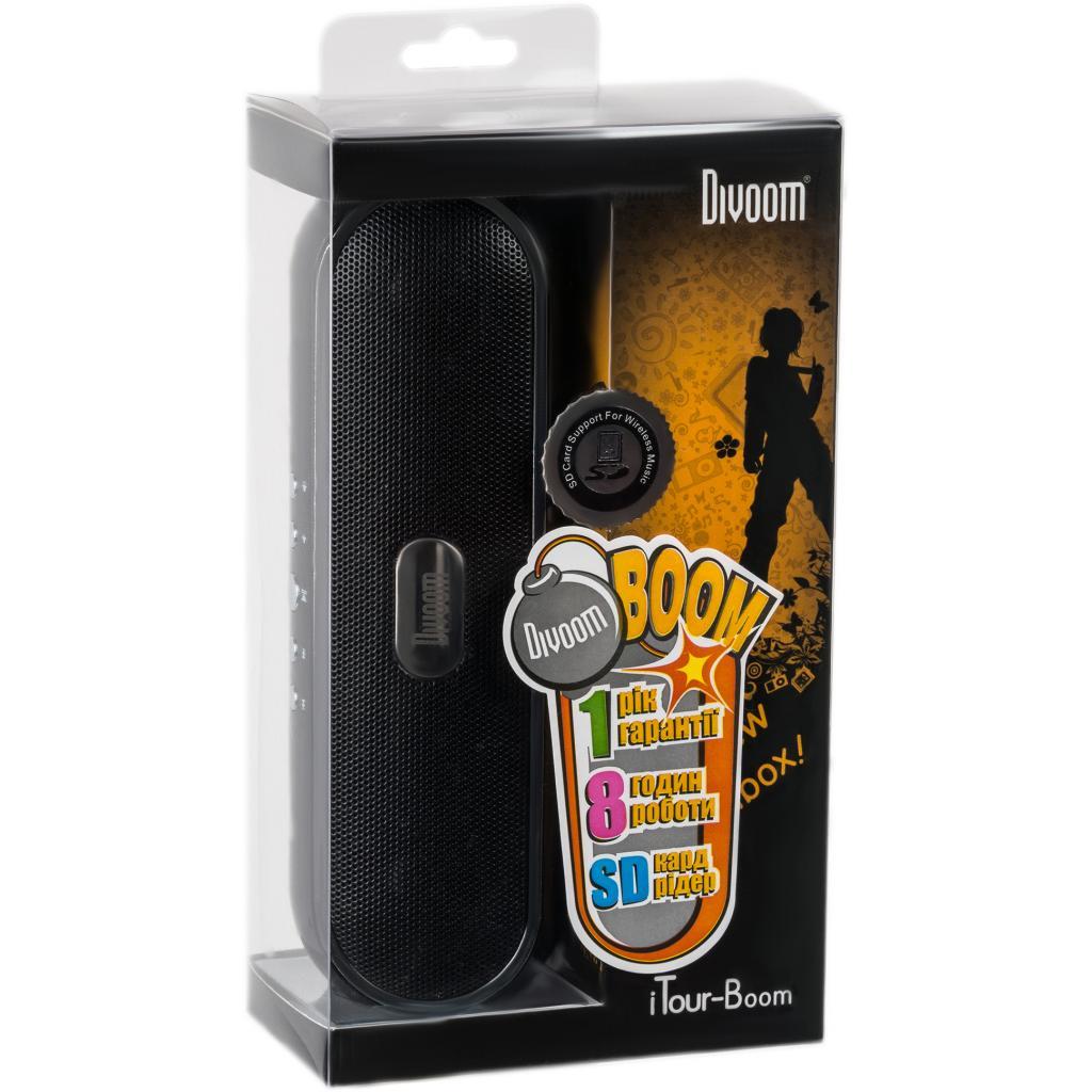 Акустическая система iTour-Boom Divoom (iTour-Boom Jack, black) изображение 7
