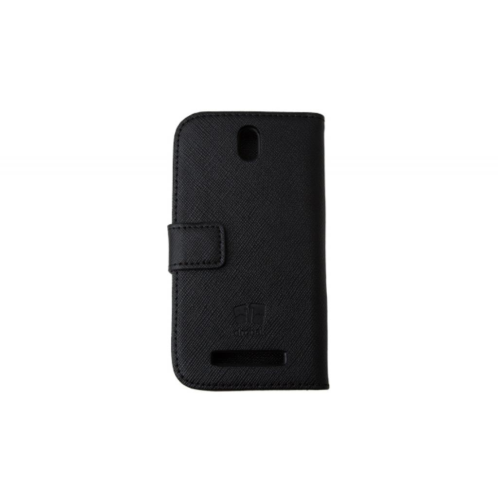 Чехол для моб. телефона Drobak для HTC Desire SV Elegant Wallet Black (218843) изображение 3