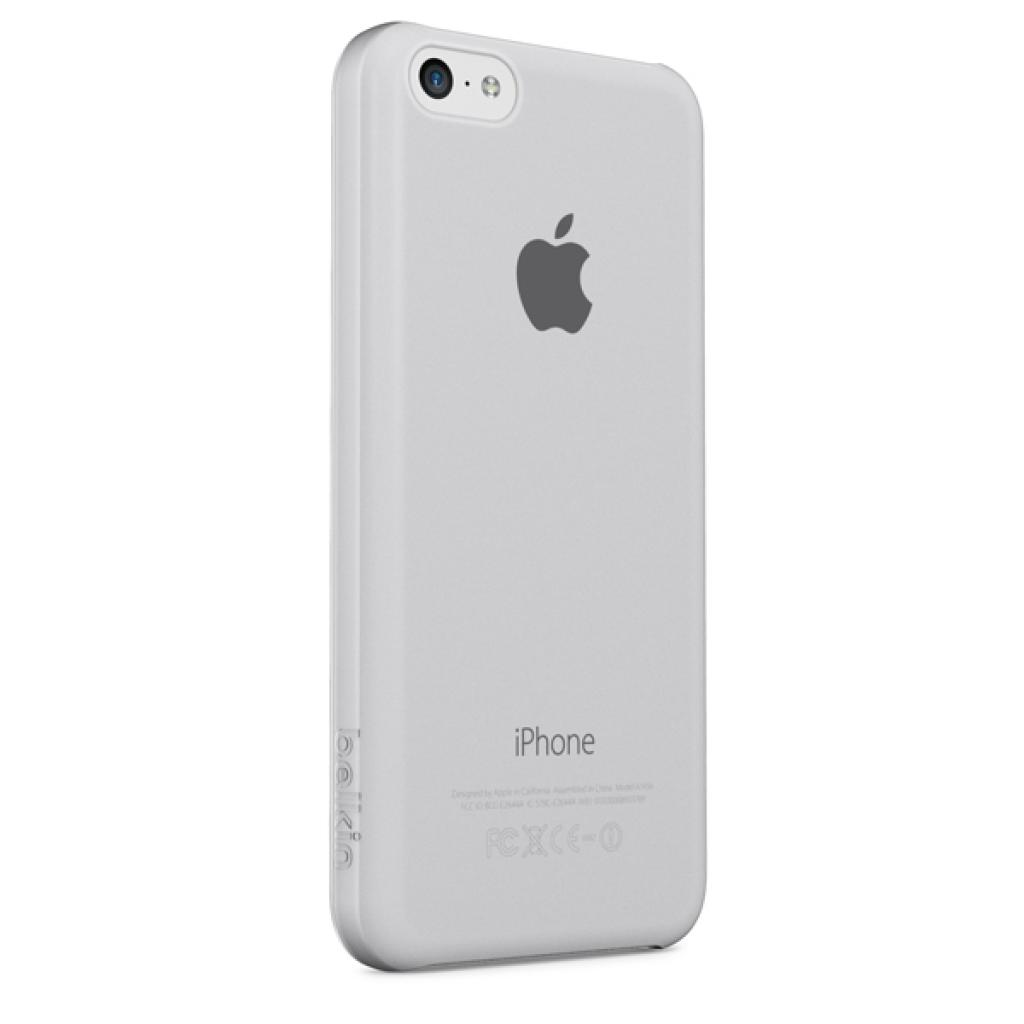 Чехол для моб. телефона Belkin iPhone 5с Shield Sheer Luxe/Clear (F8W395B1C04)