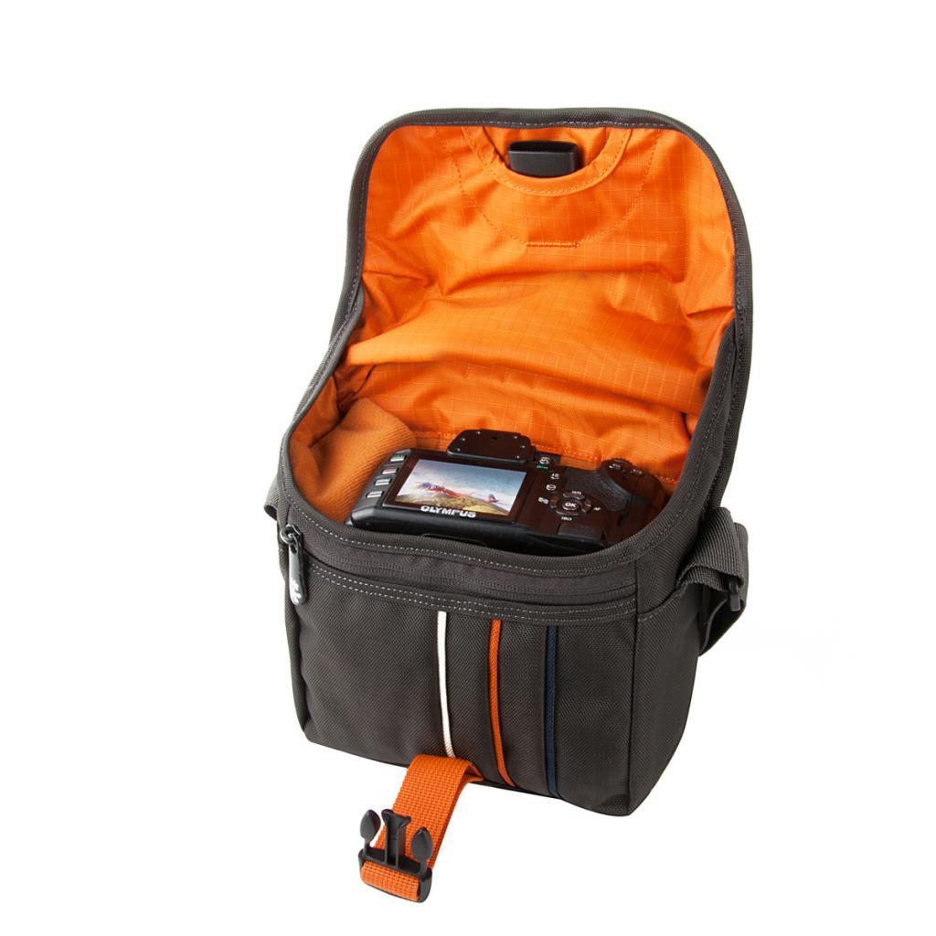 Фото-сумка Crumpler Jackpack 1500 (grey_black) (JP1500-005) изображение 2