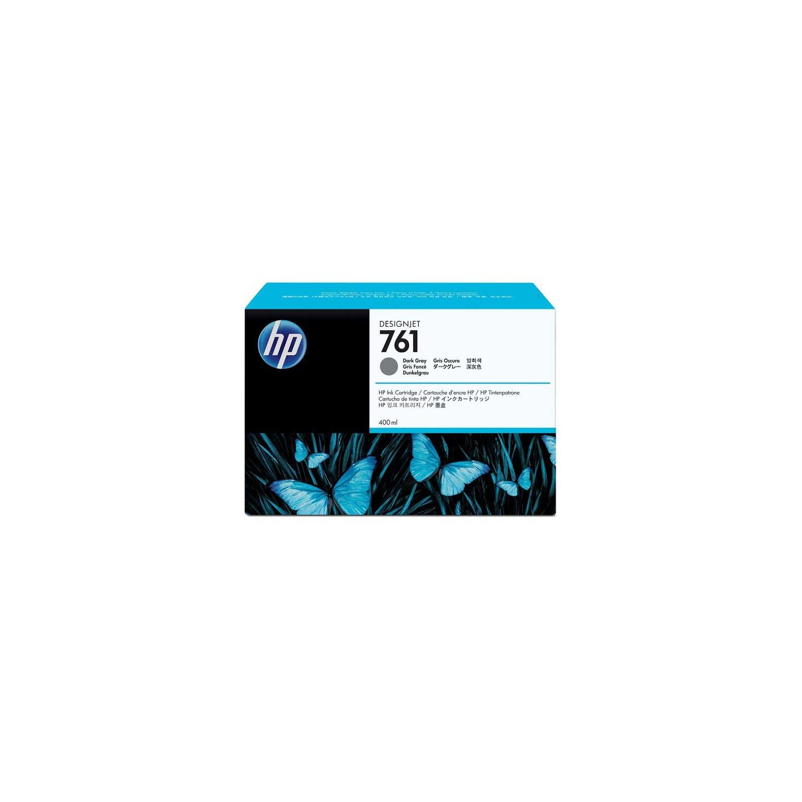 Картридж HP DJ No.761 DesignJet T7100 dark gray (CM996A)