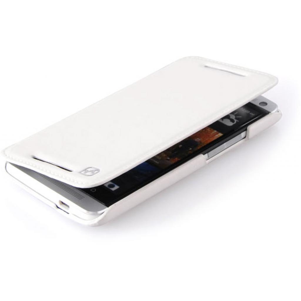 Чехол для моб. телефона HOCO для HTC ONE /Crystal (HT-L007 White) изображение 2