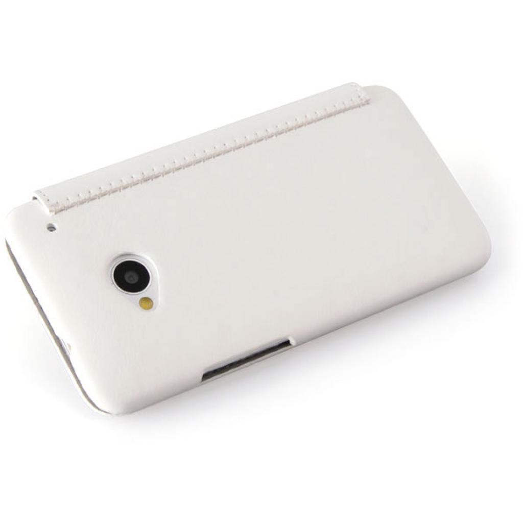 Чехол для моб. телефона HOCO для HTC ONE /Crystal (HT-L007 White) изображение 3