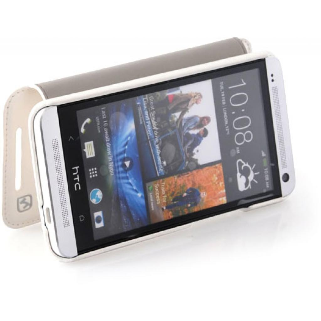 Чехол для моб. телефона HOCO для HTC ONE /Crystal (HT-L007 White) изображение 4