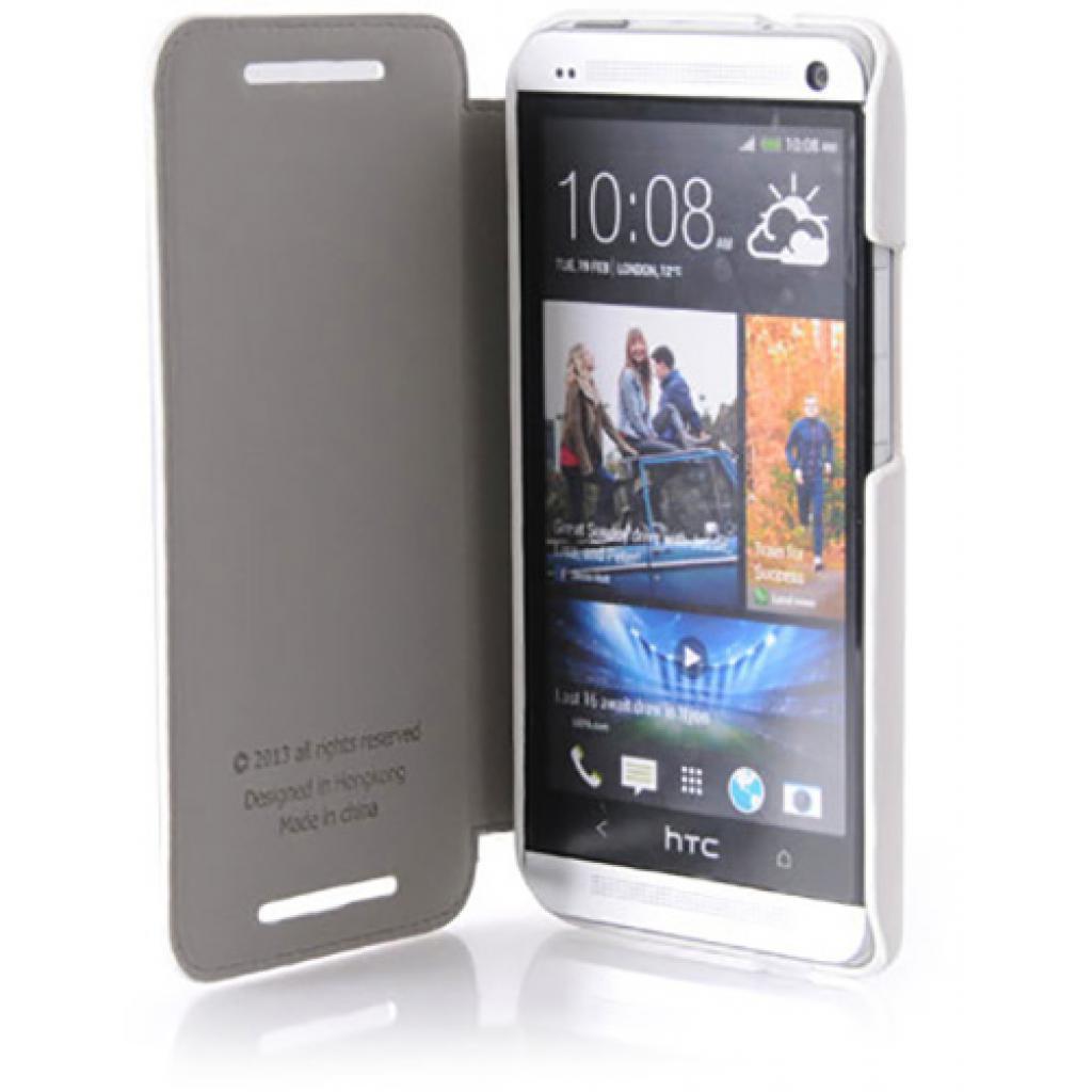 Чехол для моб. телефона HOCO для HTC ONE /Crystal (HT-L007 White) изображение 5