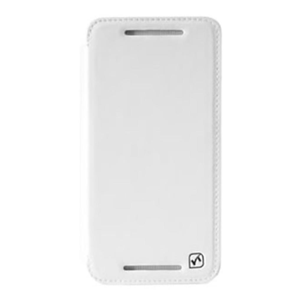 Чехол для моб. телефона HOCO для HTC ONE /Crystal (HT-L007 White)
