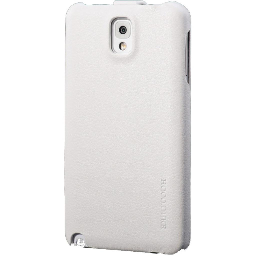 Чехол для моб. телефона HOCO для Samsung N9000 Galaxy Note III/Duke (HS-L070 White) изображение 2