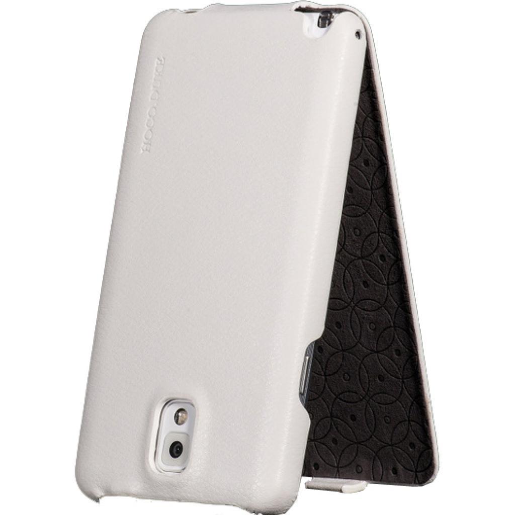 Чехол для моб. телефона HOCO для Samsung N9000 Galaxy Note III/Duke (HS-L070 White) изображение 3