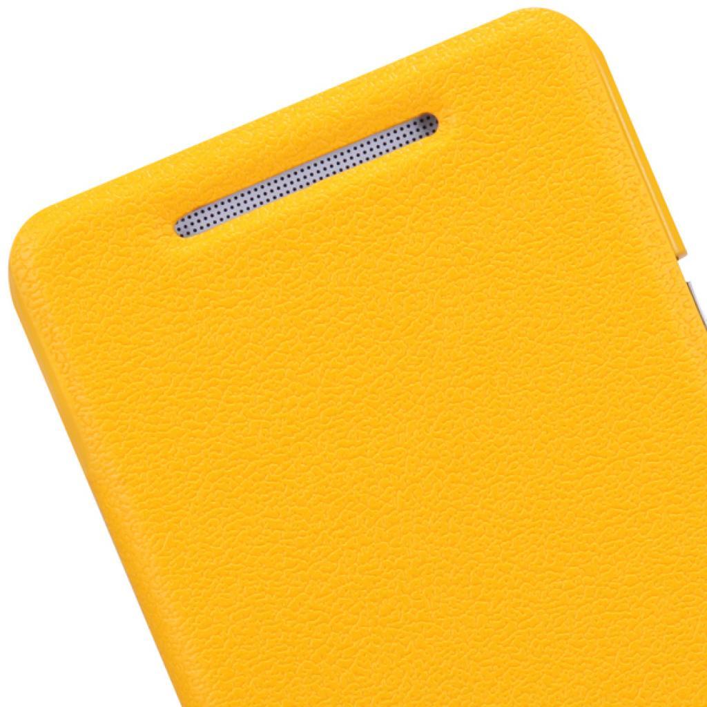 Чехол для моб. телефона NILLKIN для HTC ONE Dual 802w-Fresh/ Leather (6076839) изображение 4