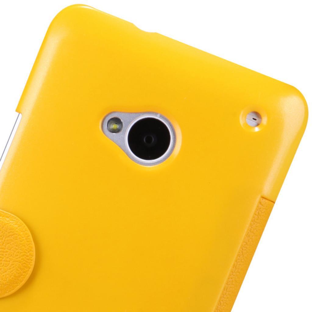 Чехол для моб. телефона NILLKIN для HTC ONE Dual 802w-Fresh/ Leather (6076839) изображение 5