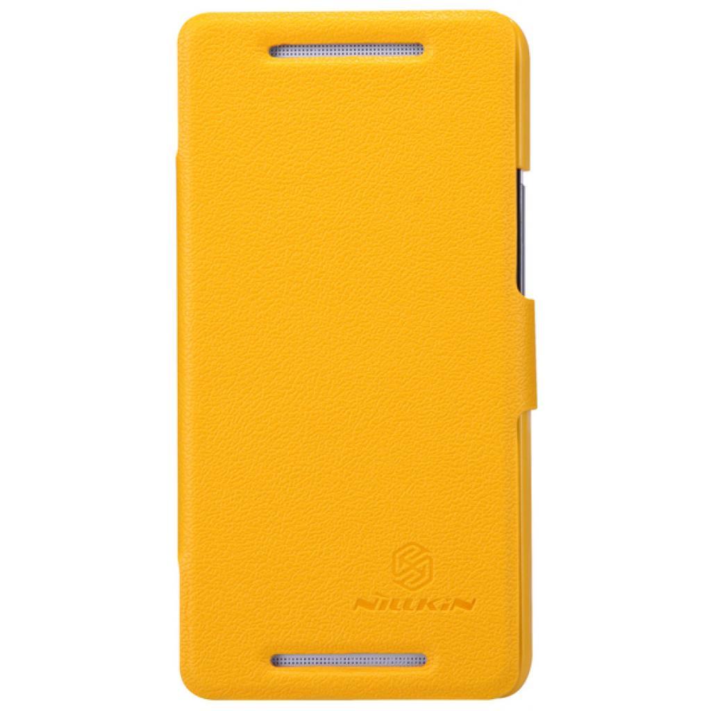 Чехол для моб. телефона NILLKIN для HTC ONE Dual 802w-Fresh/ Leather (6076839)