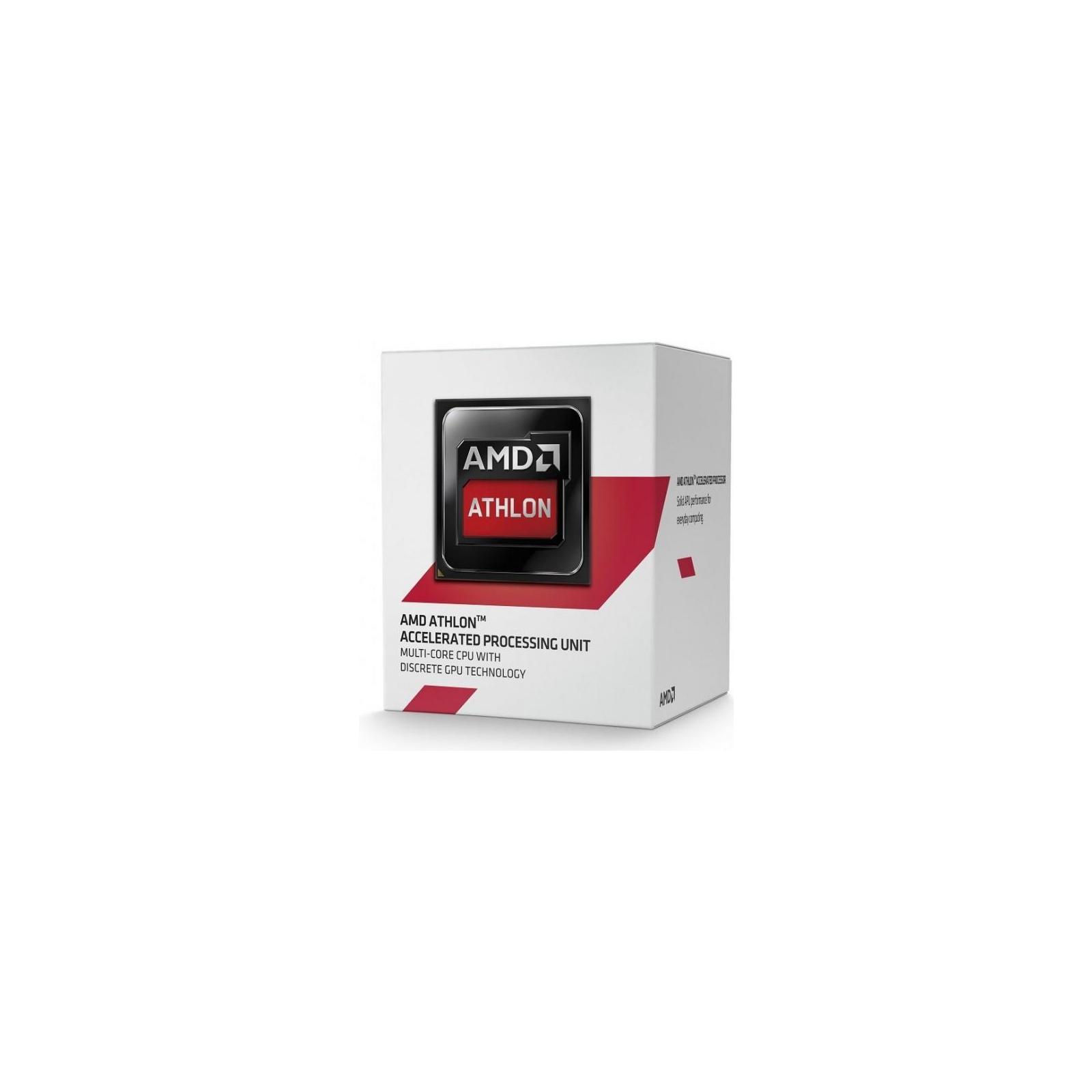 Процессор AMD Athlon ™ II X4 5150 (AD5150JAHMBOX)