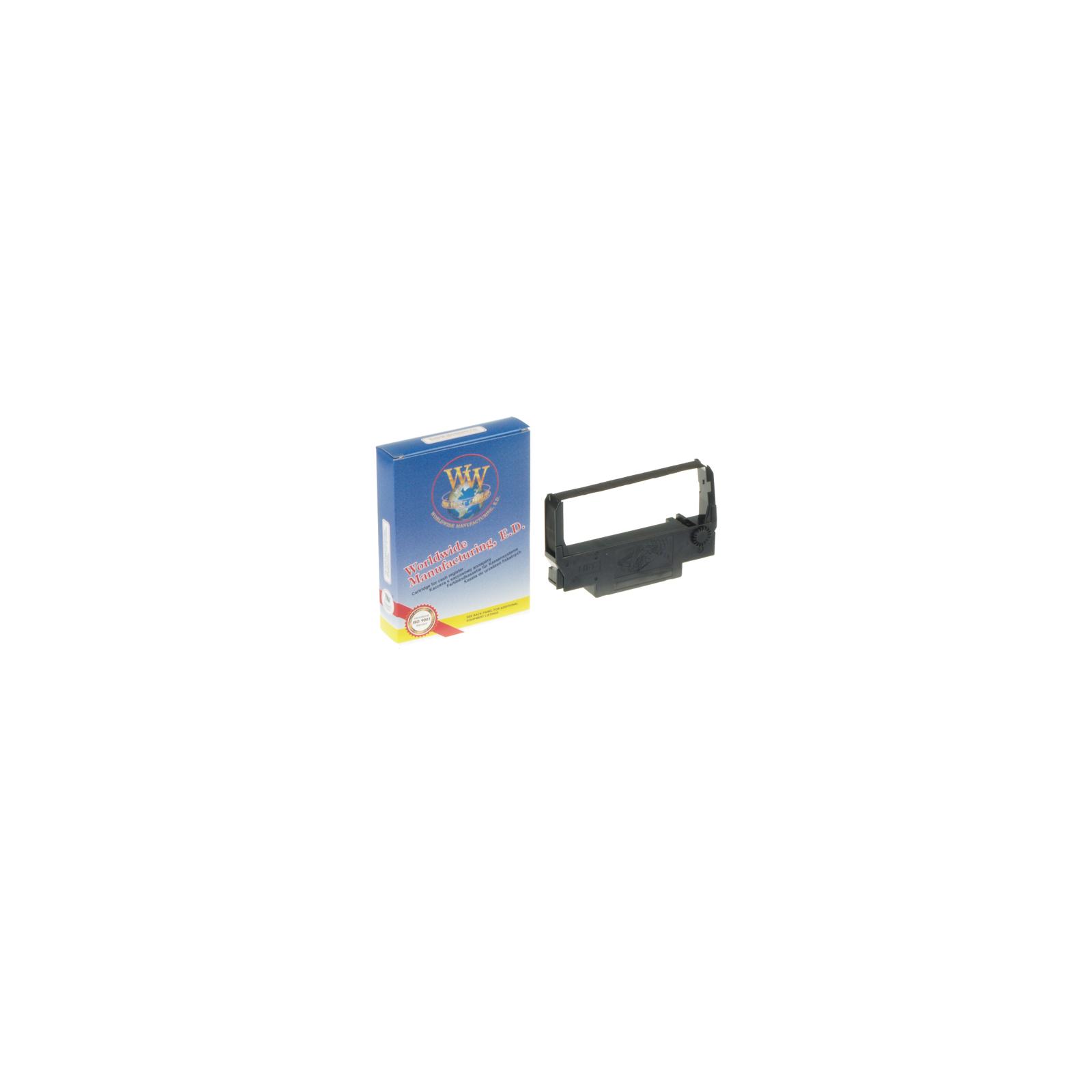 Картридж WWM EPSON ERC 30/34/38 Black (E.30HB-C)