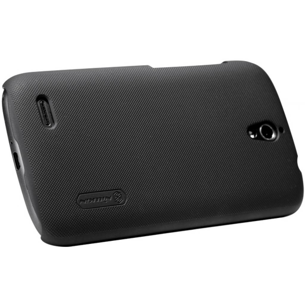 Чехол для моб. телефона NILLKIN для Huawei G0 /Super Frosted Shield/Black (6076991) изображение 2