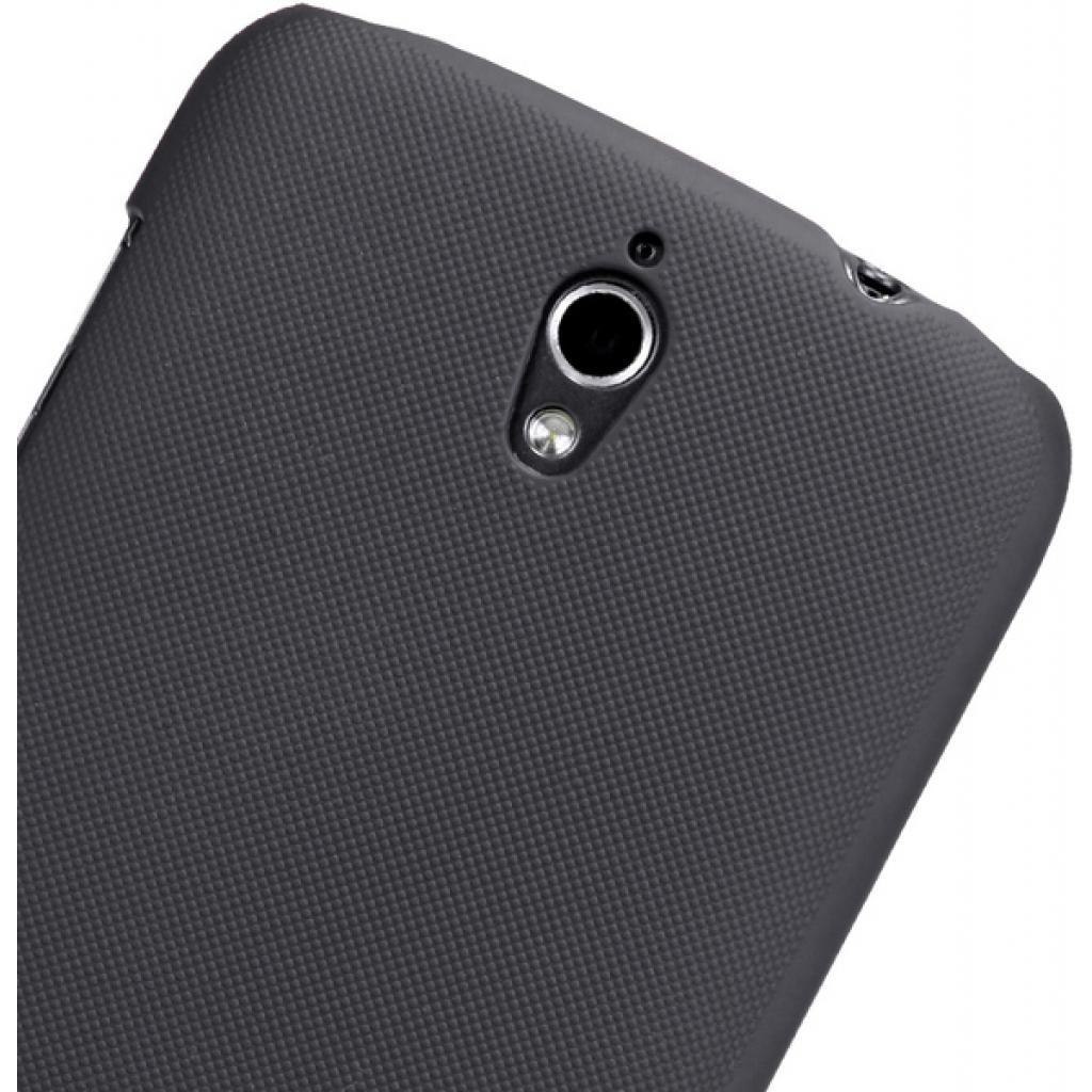 Чехол для моб. телефона NILLKIN для Huawei G0 /Super Frosted Shield/Black (6076991) изображение 3
