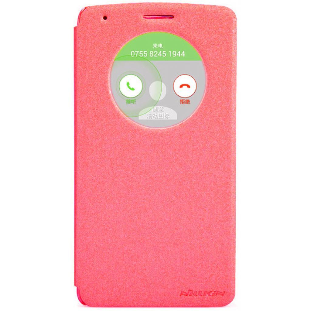 Чехол для моб. телефона NILLKIN для LG Optimus GIII /Spark/ Leather/Red (6154942)