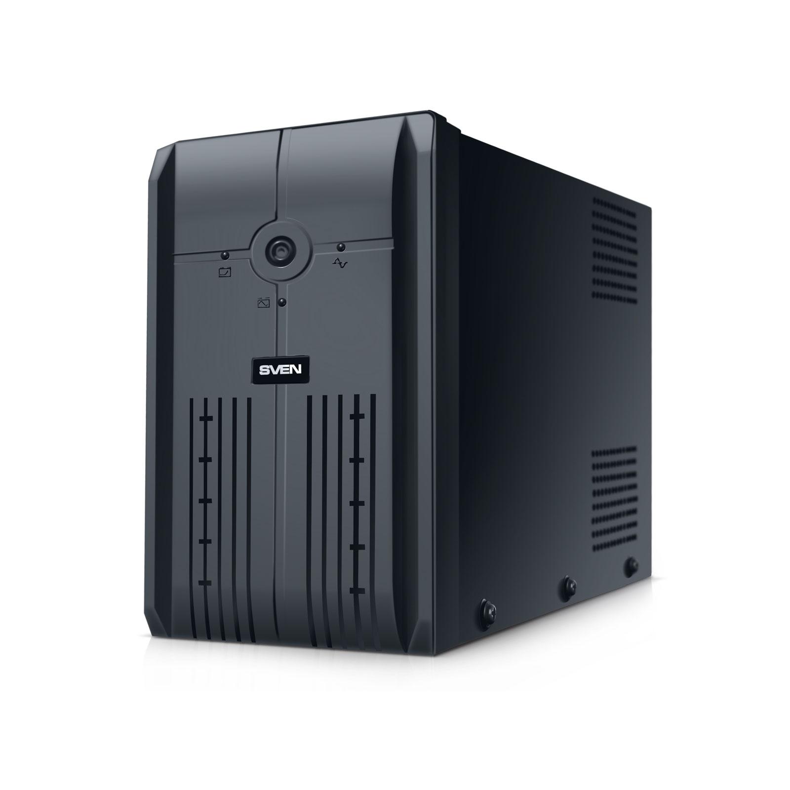 Источник бесперебойного питания SVEN Pro+ 800 USB (Pro+ 800)
