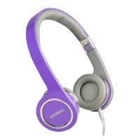 Наушники Greenwave HQ-355M violet-gray