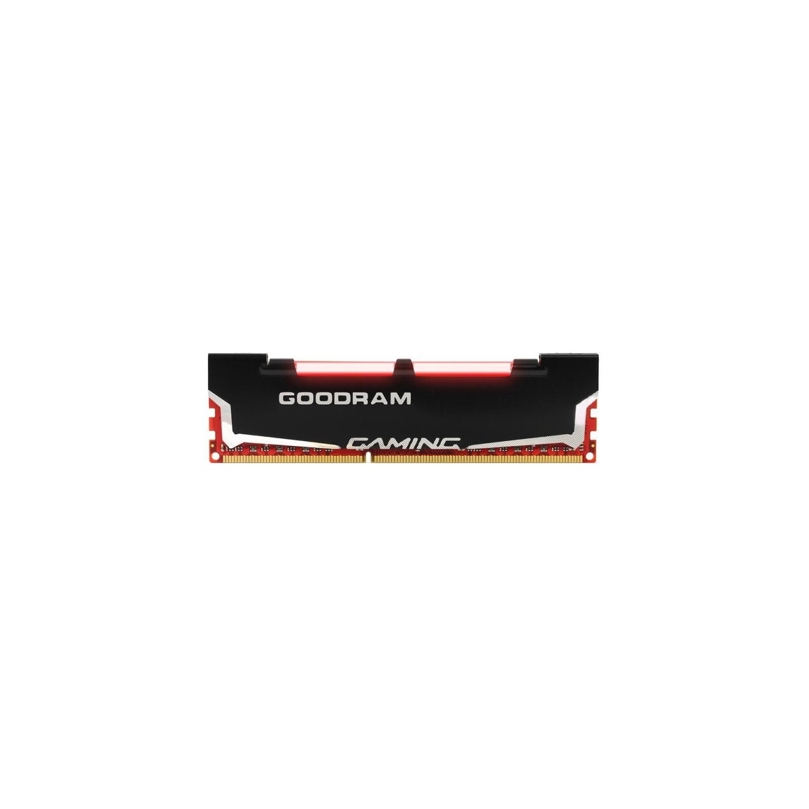 Модуль памяти для компьютера DDR3 4GB 1600 MHz Led Gaming GOODRAM (GL1600D364L9S/4G)
