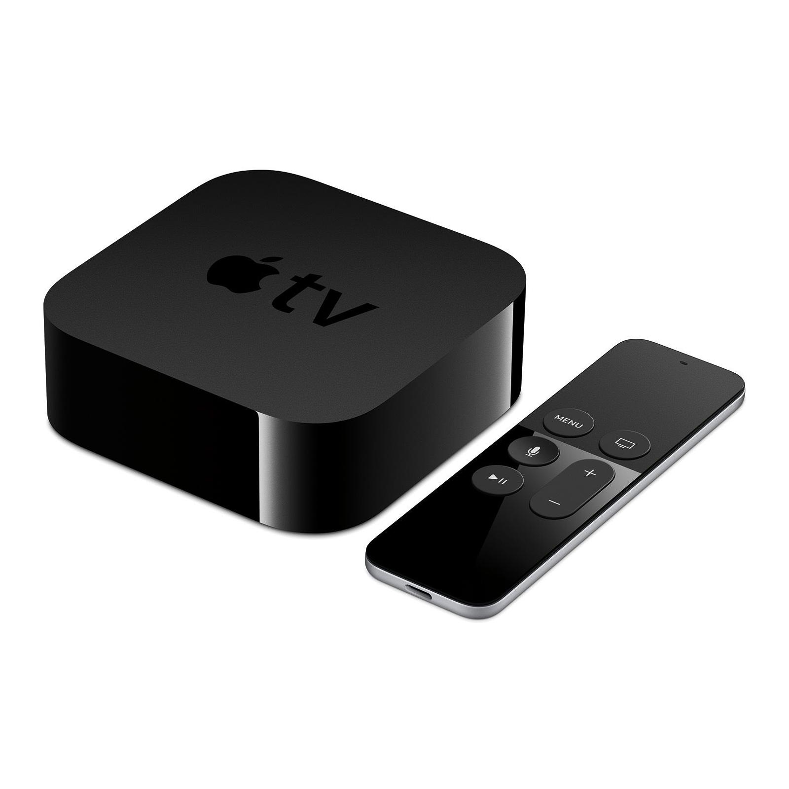 Медиаплеер Apple TV A1625 64GB (MLNC2RS/A)