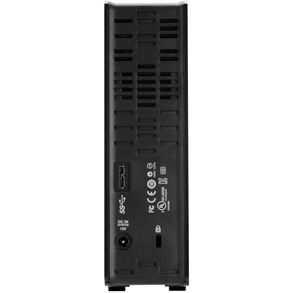 """Внешний жесткий диск 3.5"""" 6TB Western Digital (WDBFJK0060HBK-EESN) изображение 4"""