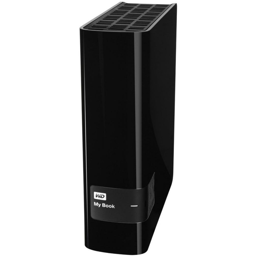 """Внешний жесткий диск 3.5"""" 6TB Western Digital (WDBFJK0060HBK-EESN)"""