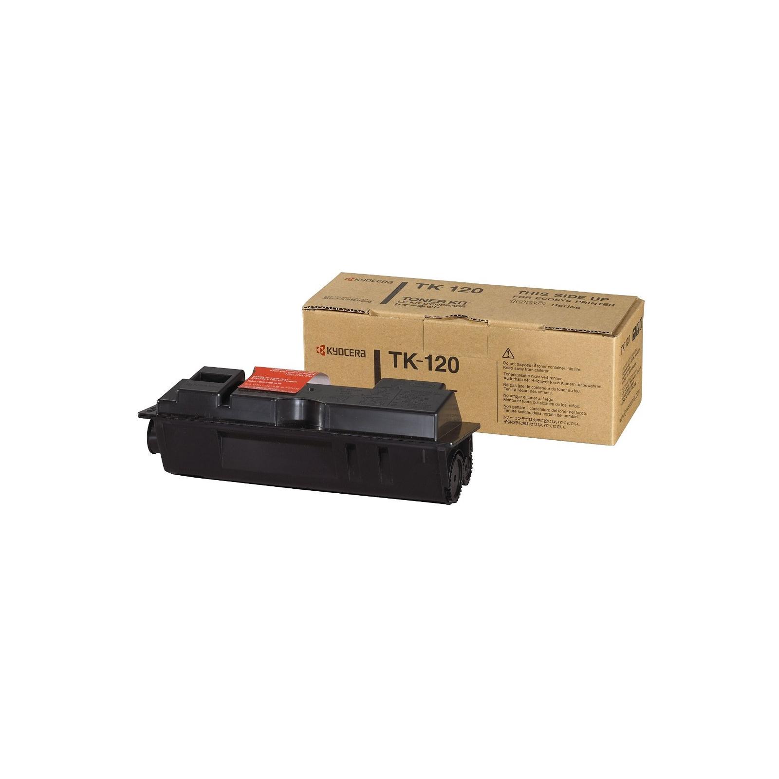 Тонер-картридж Kyocera TK-120 (1T02G60DE0)
