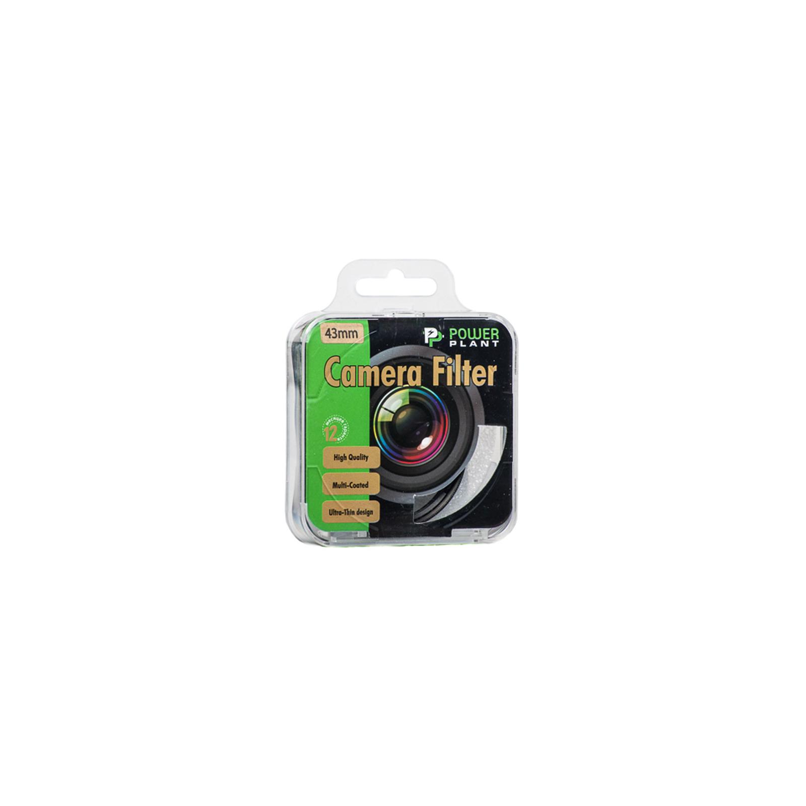 Светофильтр PowerPlant CPL 43 мм (CPLF43) изображение 2
