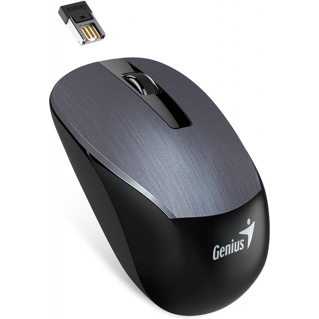 Мышка Genius NX-7015 Iron Grey (31030119100) изображение 2
