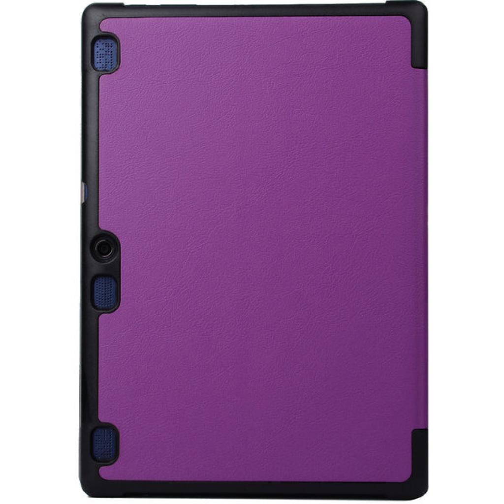 Чехол для планшета AirOn для Lenovo Tab 2 A10 purple (4822352773250) изображение 2