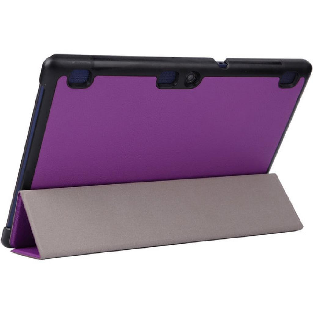 Чехол для планшета AirOn для Lenovo Tab 2 A10 purple (4822352773250) изображение 5