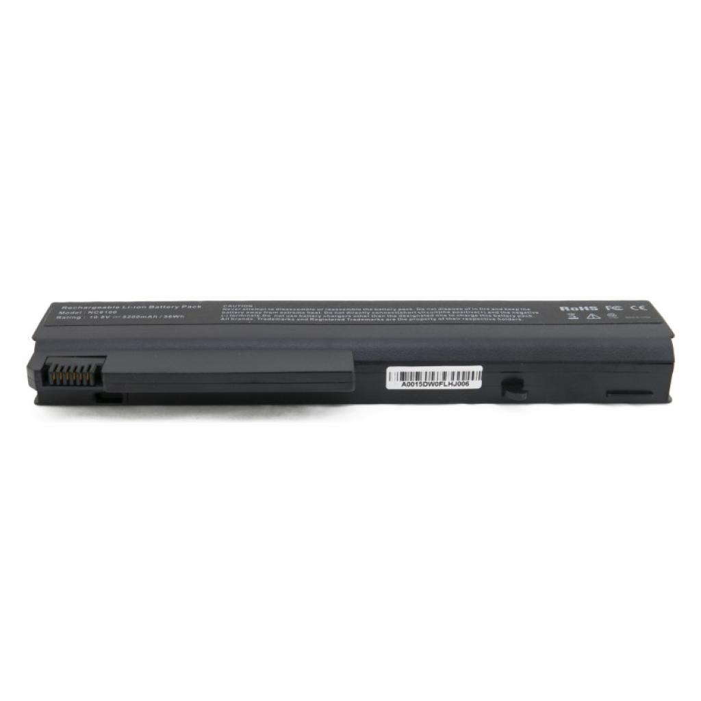Аккумулятор для ноутбука HP Business Notebook NC6100 (HSTNN-XB18) 5200 mAh EXTRADIGITAL (BNH3949) изображение 4
