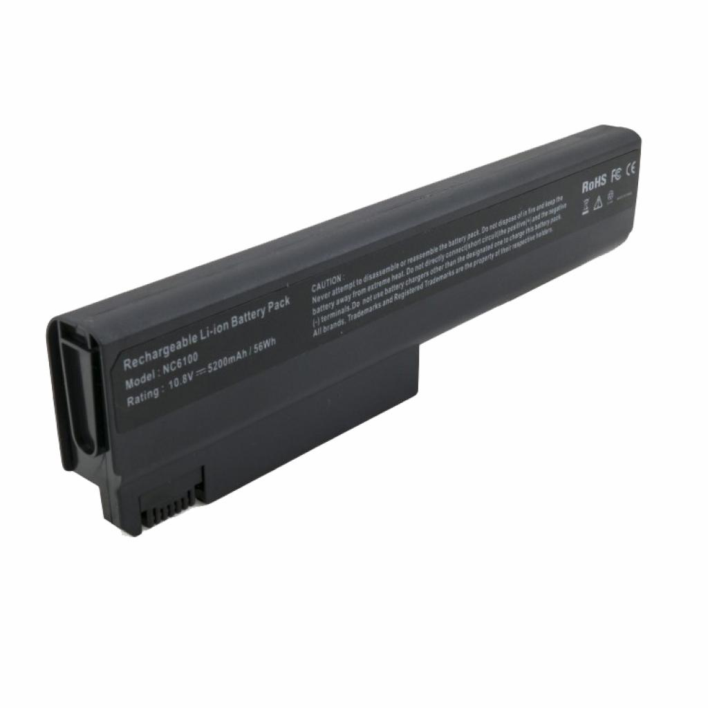 Аккумулятор для ноутбука HP Business Notebook NC6100 (HSTNN-XB18) 5200 mAh EXTRADIGITAL (BNH3949)