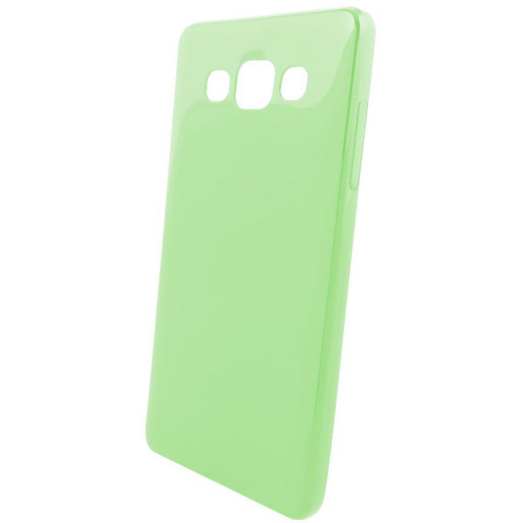 Чехол для моб. телефона GLOBAL для Samsung A500 (салатовый) (1283126467936)