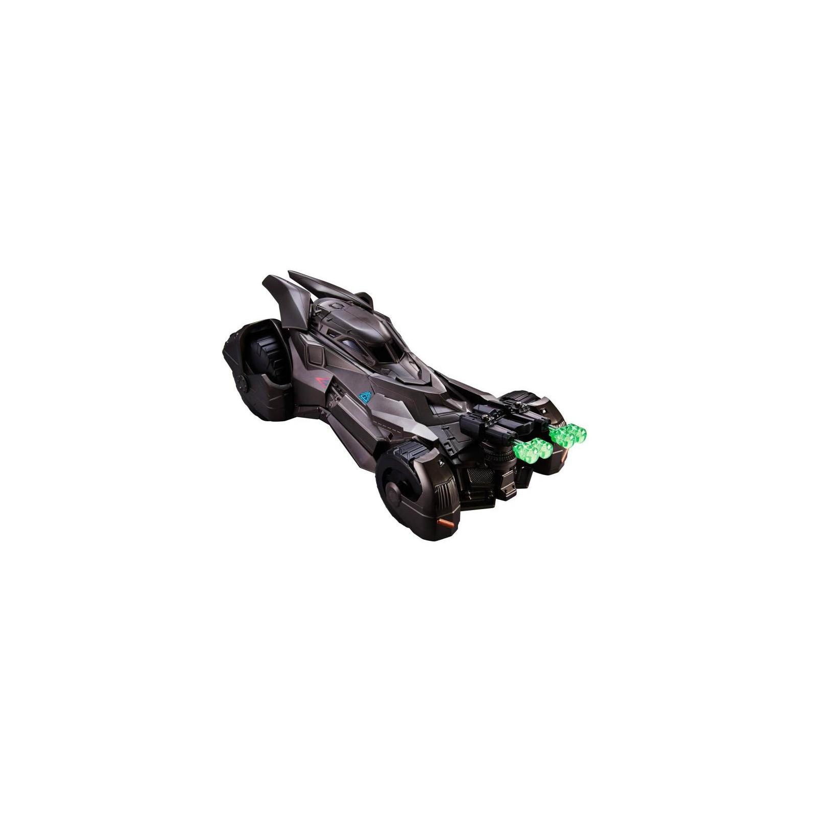 Игровой набор Mattel Бетмобиль Batman Делюкс Бэтмен против Супермена (DHY29) изображение 2