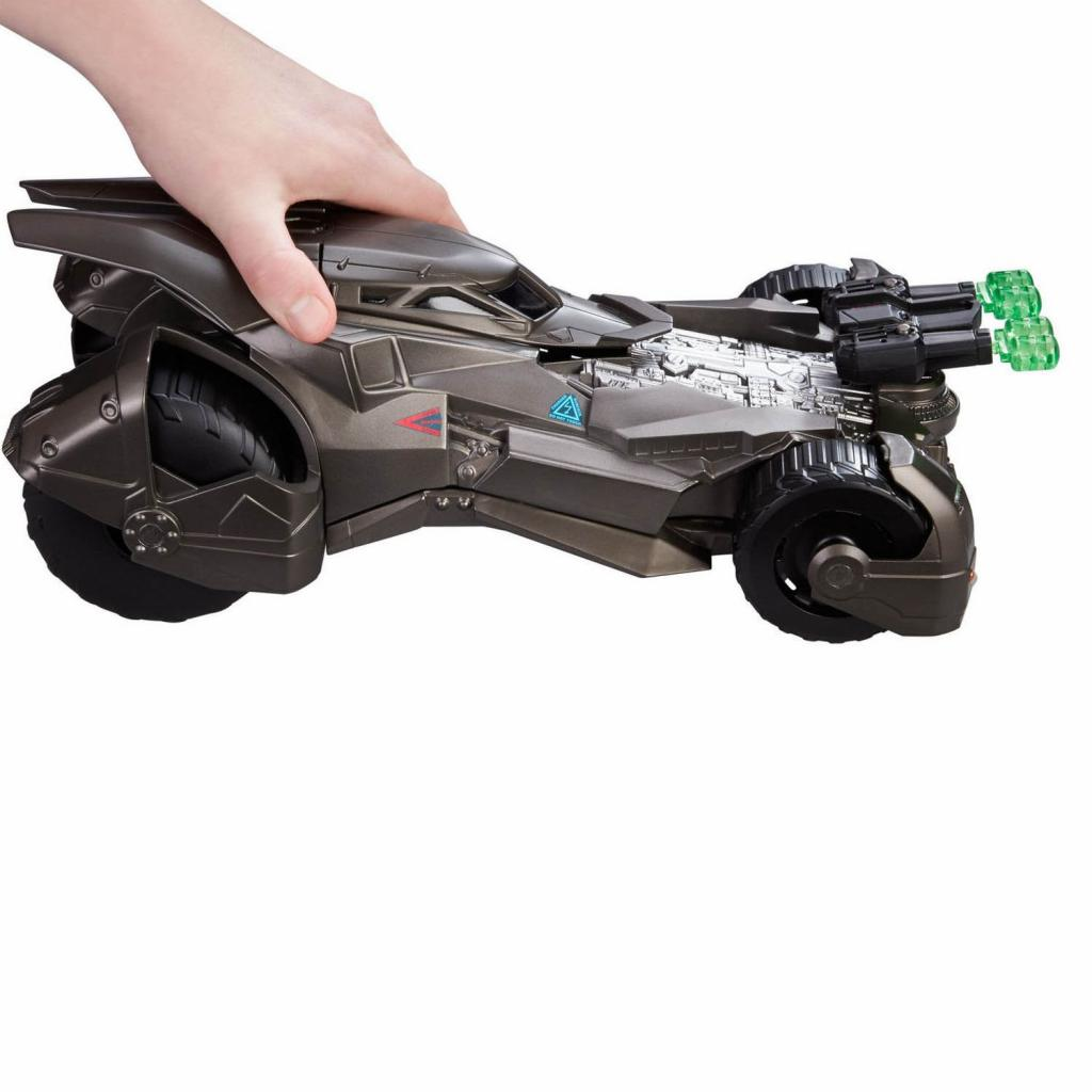 Игровой набор Mattel Бетмобиль Batman Делюкс Бэтмен против Супермена (DHY29) изображение 3
