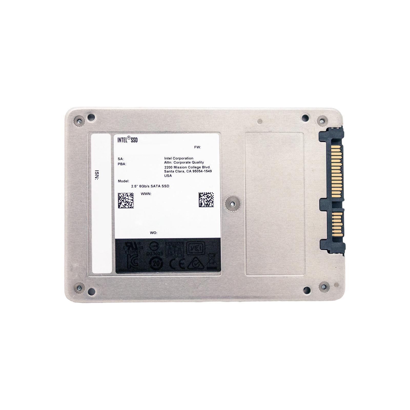 """Накопитель SSD 2.5"""" 128GB INTEL (SSDSC2KW128G8X1) изображение 3"""